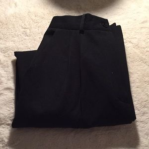 Vintage Nordstrom High Waisted Wool Trousers
